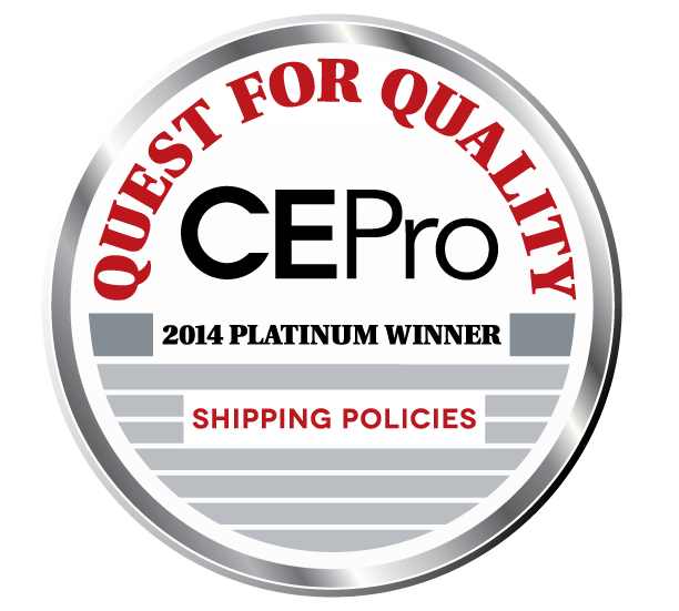 Quest 4 Quality 2014 Award