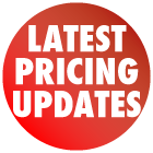 Latest Pricing Updates